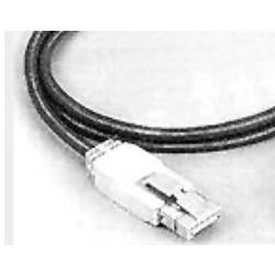 TE Connectivity Cable Patch Cat6 UTP RJ-45 Macho - RJ-45 Macho, 2.2 Metros, Negro