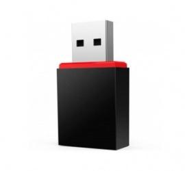 Tenda Adaptador de Red USB U3, Alámbrico, WLAN, 300Mbit/s, 2.4GHz
