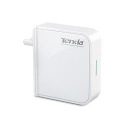 Router Tenda Ethernet Travel A5, Inalámbrico N150, 150 Mbit/s, 2.4GHz