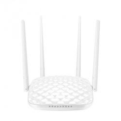 Router Tenda WISP FH456, Inalámbrico, 300 Mbit/s, 2.4GHz, 4 Antenas de 5dBi, Blanco