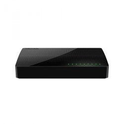 Switch Tenda Gigabit Ethernet SG108, 8 Puertos 10/100/1000Mbps, 16 Gbit/s - No Administrable