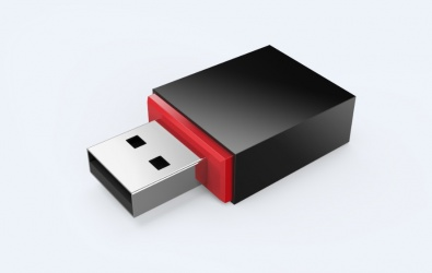 Tenda Adaptador de Red USB U3, Inalámbrico, 300 Mbit/s, WLAN