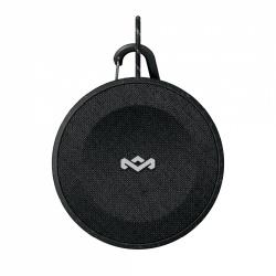 The House Of Marley Bocina Portátil No Bounds, Bluetooth, Inalámbrico, Negro - Resistente al Agua