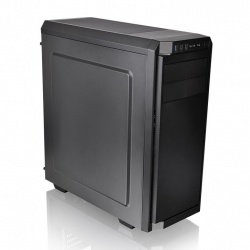 Gabinete Thermaltake CA-1K7-00M1NN-00, Midi-Tower, ATX/Micro-ATX/Mini-ITX, USB 2.0/3.1, sin Fuente, Negro