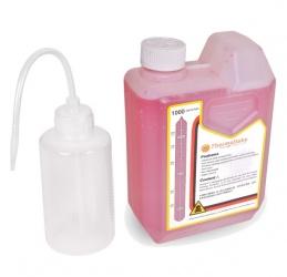 Thermaltake Liquido Refrigerante Rojo, 1000ml