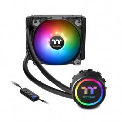 Thermaltake Water 3.0 120 ARGB Sync Enfriamiento Liquido para CPU, 1x 120mm, 500 - 1500RPM