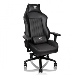 Tt eSPORTS Silla Gamer X Comfort, hasta 150Kg, Negro