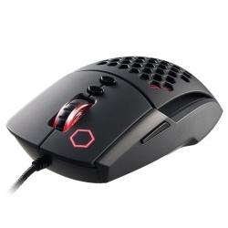 Mouse Gamer Thermaltake Láser VENTUS, Alámbrico, USB, 5700DPI, Negro