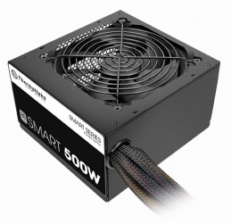 Fuente de Poder Thermaltake SMART 500W, ATX, 120mm, 500W