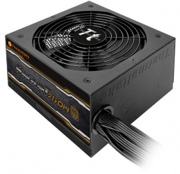Fuente de Poder Thermaltake Smart 750W 80 PLUS Bronze, ATX, 140mm, 750W