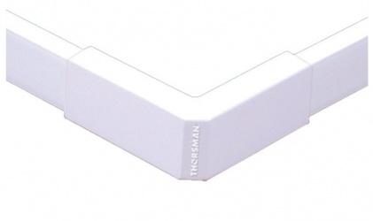 Thorsman Esquina Exterior TMK1720, Blanco, 1 Pieza