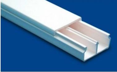 Thorsman Canaleta de 2.5m x 3.5cm, Aluminio, 1 Pieza
