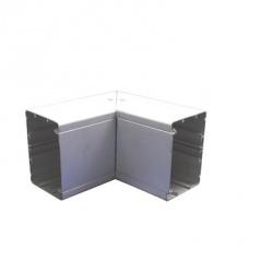 Thorsman Esquina Interior para Canaleta INKA100, Aluminio