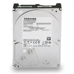 Disco Duro Interno Toshiba DT01ACA300 3.5'', 3TB, SATA III, 6 Gbit/s, 7200RPM, 64MB Cache