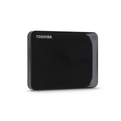 Disco Duro Externo Toshiba Canvio Connect II, 1TB, 5400RPM, USB 3.0, Negro, con Acceso Remoto Mediante Internet - para Mac/PC