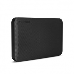 Disco Duro Externo Toshiba Canvio Ready 2.5'', 2TB, USB 3.1, Negro