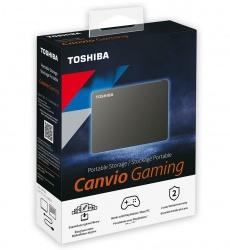 Disco Duro Externo Toshiba Canvio Gaming 2.5