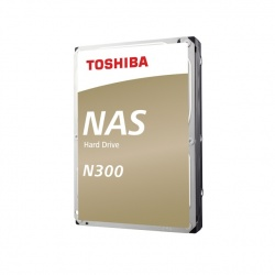 Disco Duro para NAS Toshiba N300 3.5'' de 1 a 8 Bahías, 1TB, SATA III, 6 Gbit/s, 7200RPM, 128MB Cache