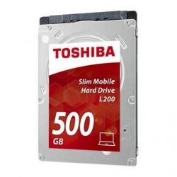 Disco Duro para Laptop L200 2.5'', 500GB, SATA III, 6Gbit/s, 5400RPM, 8MB Cache