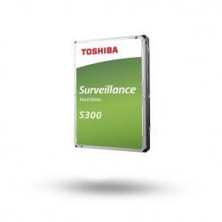 Disco Duro para Videovigilancia Toshiba S300 Surveillance 3.5