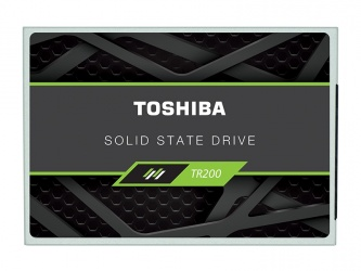 SSD Toshiba TR200, 240GB, SATA III, 2.5'', 7mm
