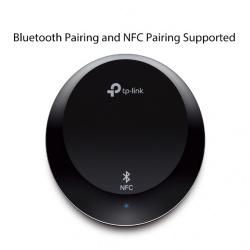 Tp-Link Receptor de Audio Bluetooth V5, Alcance de 20 Metros, Negro