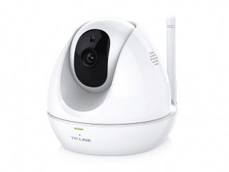TP-Link Cámara Smart WiFi Domo IR para Interiores NC450, Inalámbrico, 1280 x 720 Pixeles, Día/Noche