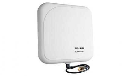 TP-LINK Antena Exterior Direccional, RP-SMA Macho, 14dBi, 2.4Ghz
