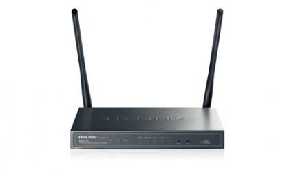 Router TP-LINK Ethernet SafeStream de Banda Ancha, Inalámbrico, 4x RJ-45, con 2 Antenas de 5dBi