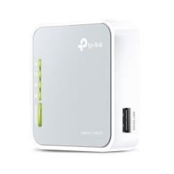 Router TP-Link WISP Ethernet TL-MR3020, Inalámbrico, 150 Mbit/s