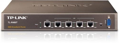 Router TP-Link TL-R480T, 1 Puerto WAN 10/100Mbps, 4 Puertos LAN de 10/100Mbps
