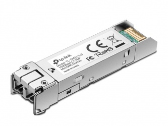 TP-Link Módulo Mini-GBIC SFP TL-SM311LS, 10.000 Metros, 1280 Mbit/s, Fibra Monomodo