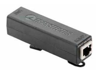 Transtector Protector PoE 1101-828-1, Fast Ethernet, 1x RJ-45, 5V