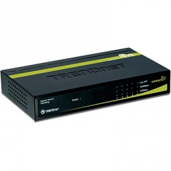 Switch Trendnet Gigabit Ethernet TEG-S50G, 10/100/1000Mbps, 5 Puertos, 4000 Entradas - No Administrable