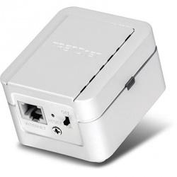 Trendnet Repetidor y Extensor N300 TEW-737HRE, Inalámbrico, 1x RJ-45, 300 Mbit/s