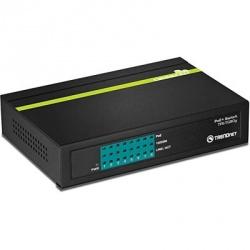 Switch Trendnet TPE-TG80G, 10/100/1000Mbps, 16Gbit/s, 8 Puertos, 1000 Entradas