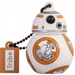 Memoria USB Tribe, 8GB, USB 2.0, Star Wars TFA BB-8