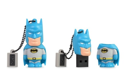 Memoria USB Tribe, 8GB, USB 2.0, DC Batman