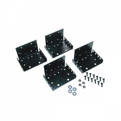 Tripp Lite Kit Universal de 2 Puestos para Montar en Rack, 2U y 4U