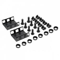 Tripp Lite Kit de Montaje para Rack 1U, Negro