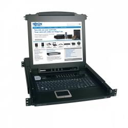 Tripp Lite Switch KVM B020-016-17, USB+PS/2, 16 Puertos