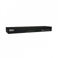 Tripp Lite Switch KVM Cat5 NetCommander para Instalar en Rack, 8 Puertos, 1U