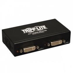 Tripp Lite Splitter B116-002A, 3 Puertos DVI