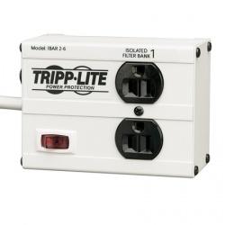 Tripp Lite Supresor de Picos ISOBAR2-6, 2 Contactos, 1410Joules