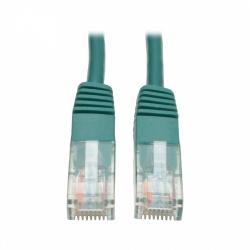 Tripp Lite Cable Patch Cat5e UTP RJ-45 Macho - RJ-45 Macho, 4.27 Metros, Verde