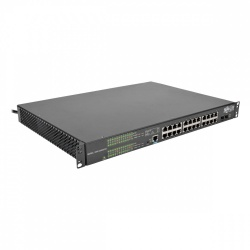Switch Tripp Lite Gigabit Ethernet NSS-G24D2P24, 24 Puertos 10/100/1000Mbps + 2 Puertos SFP, 52 Gbit/s, 16.000 Entradas - Gestionado