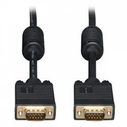 Tripp Lite Cable VGA Coaxial para Monitor, VGA (D-Sub) Macho - VGA (D-Sub) Macho, 1.83 Metros, Negro