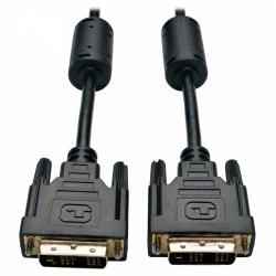 Tripp Lite Cable DVI-D Macho - DVI-D Macho, 15 Metros, Negro