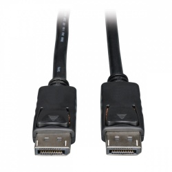 Tripp Lite Cable DisplayPort Macho - DisplayPort Macho, 6.1 Metros, Negro
