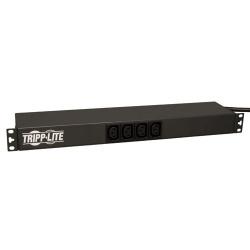 Tripp Lite PDUH20HVL6 PDU Monofásico Básico, 20A 208-240V, para Instalación Horizontal en 1U de Rack